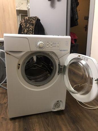 Компактная узкая стиральная машина Candy Aquamatic