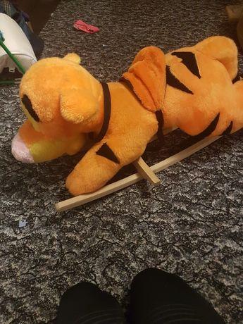 Tygrys zabawka dziecięca
