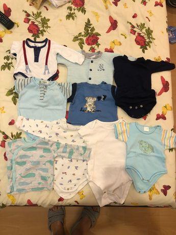 Одежда на малышей 150₽