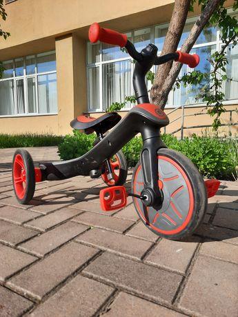 Трехколесный велосипед 2в1 Globber Explorer Trike (от 2 до 5 лет/20 кг