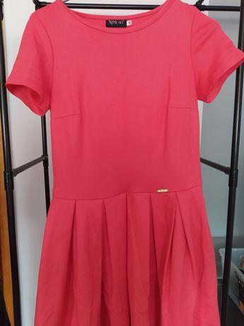 Różowa sukienkaa