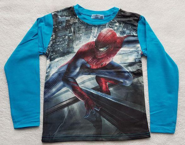 Bluzka Spidermen