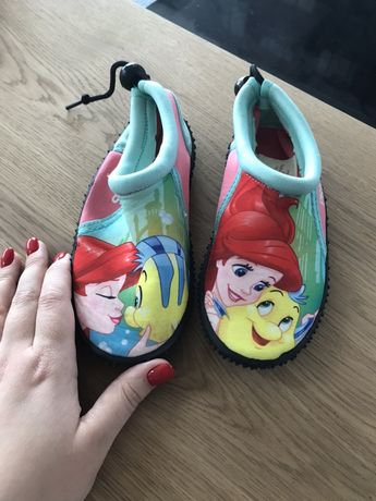 Детские пляжные мокасины Disney