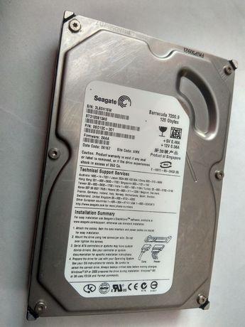 """Жорсткий диск Seagate BarraCuda 3,5"""" 120Gb ST3120813A8"""