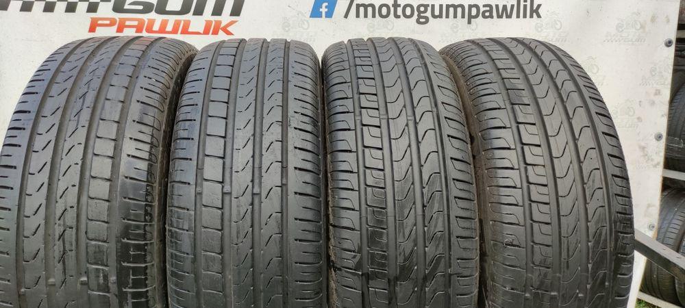 Opony letnie 4x 215/55r18 Pirelli 6mm Trzebyczka - image 1