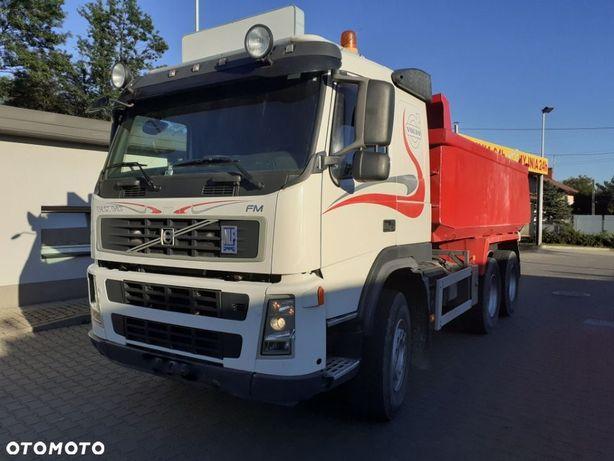 Volvo 6x4 Fm 480  6x4 Resor Stan 100% Do Pracy Opony90% 380tkm E5