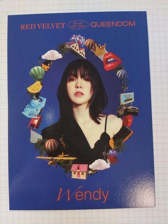 Wendy Red Velvet Queendom kpop