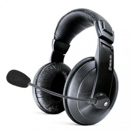 Навушники REAL-EL GD-750MV (нові).