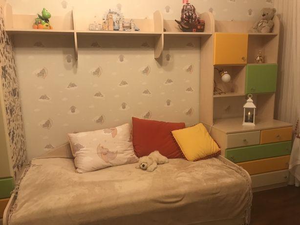 Комплект детской мебели SNITE