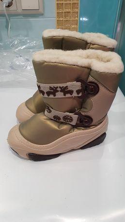 Сапоги Demar зимние НОВЫЕ