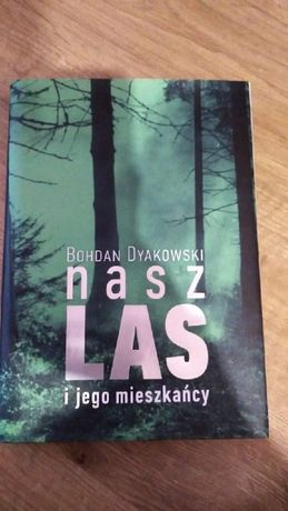 "książka ""nasz las"""