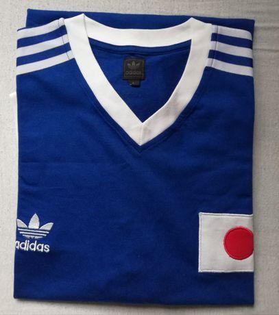Nowa adidas originals Japan Tee Nippon Tsubasa retro vintage adicolor