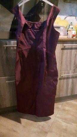Sukienka Kolor Śliwkowy roz. 40