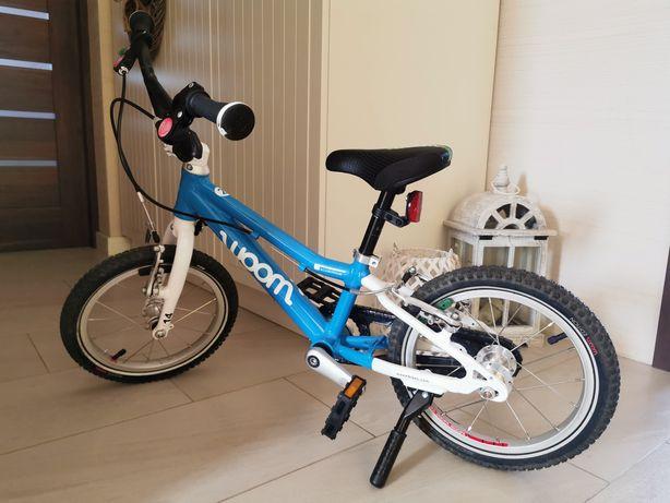 Woom 2 rowerek rower lekki 14 aluminiowy