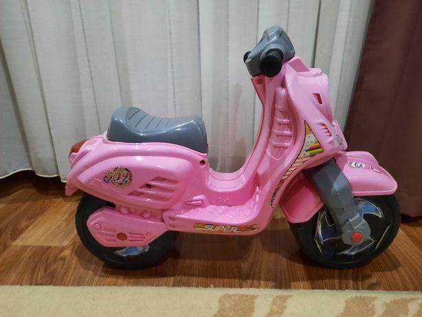 Толокар, мотоцикл