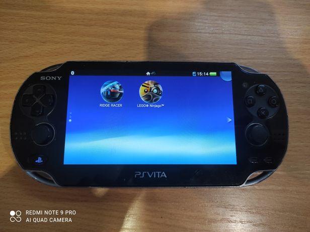konsola Ps Vita plus 2 gry