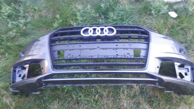 Audi a6 4g zderzak przod grill atrapa lift po liftingu