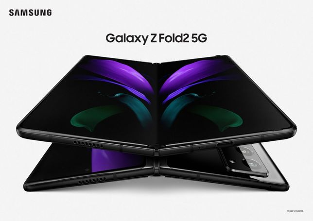Новинка Galaxy Fold 2 Bronze/black НАЯВНІСТЬ-МАГАЗИН-ГАРАНТІЯ-КРЕДИТ0%