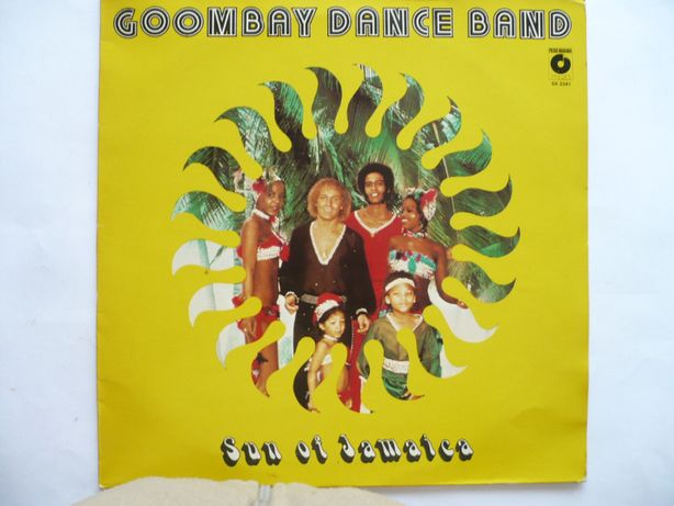 "Gombay Dance Band ""Sun of Jamaica"", Muza 1980, płyta winylowa"