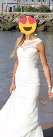 Zjawiskowa,najmodniejsza suknia ślubna,2017