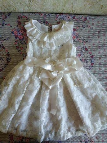 Нарядное детское платье,сукня дитяча, для детского сада,на утренник