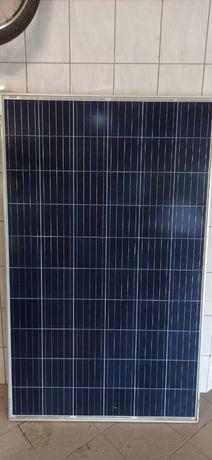 Panel fotowoltaiczny SunLink +szyny+kable