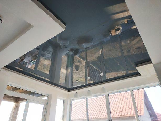 Натяжні стелі. Натяжные потолки. Французький потолок. Натяжний потолок
