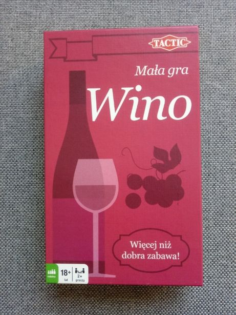 Mała Gra - Wino