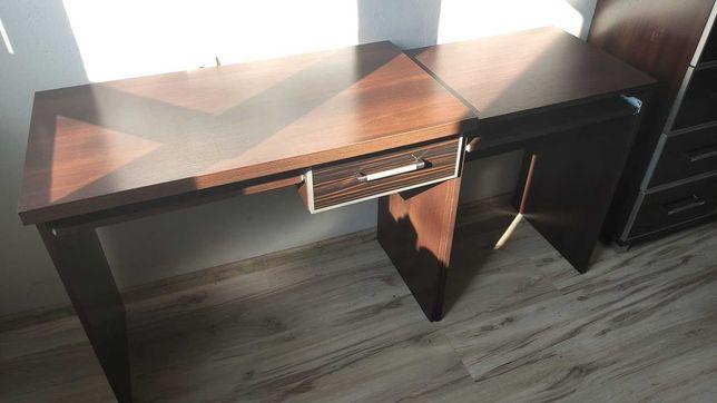 Biurko Bodzio amadis z dodatkowym małym biurkiem
