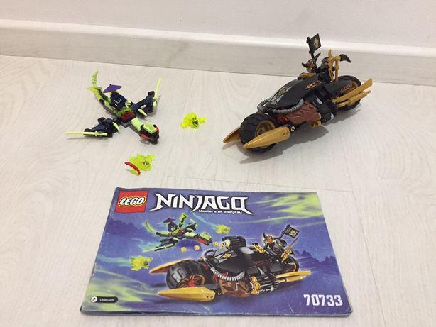 Lego ninjago 70733 Motocykl Cola