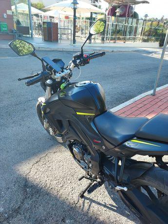 RKF125 SEMI Novo 2020