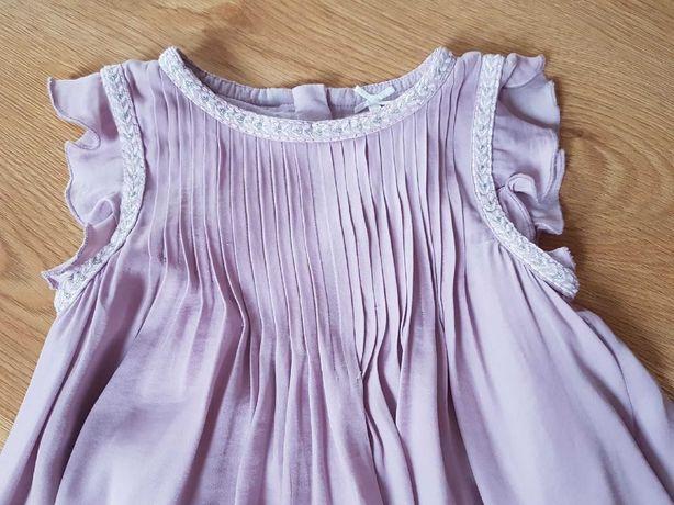 Sukienka dla dziewczynki r.104/110