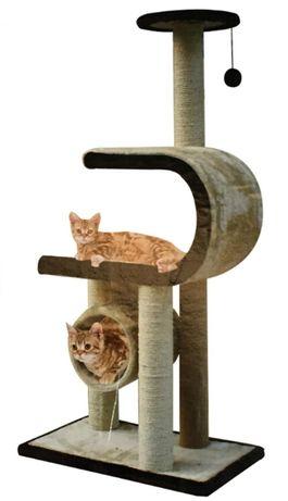 Arranhador para Gato Nazaré 61 x 35 x 128 cm