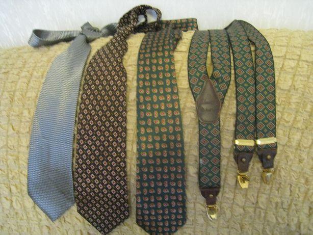 галстуки (Италия) набором 3 шт.