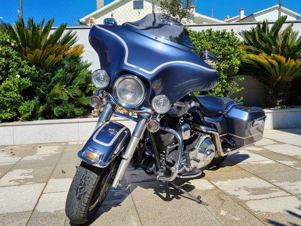 Harley davidson electra glide 100th anniversary