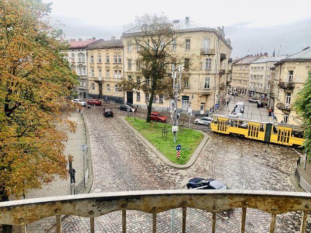 Продаж 4х кімнатної кв. центр Львова