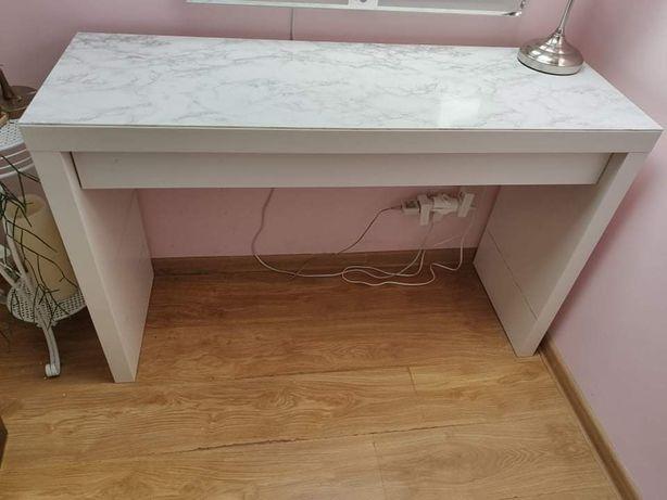 Toaletka Malm Ikea