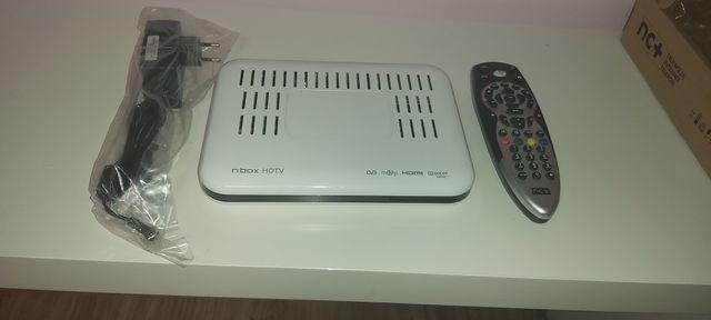 Dekoder nbox HDTV T nc+