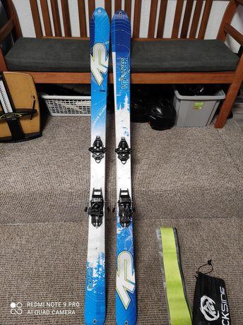 Narty ski-turowe K2 Mtbaker 82 174cm
