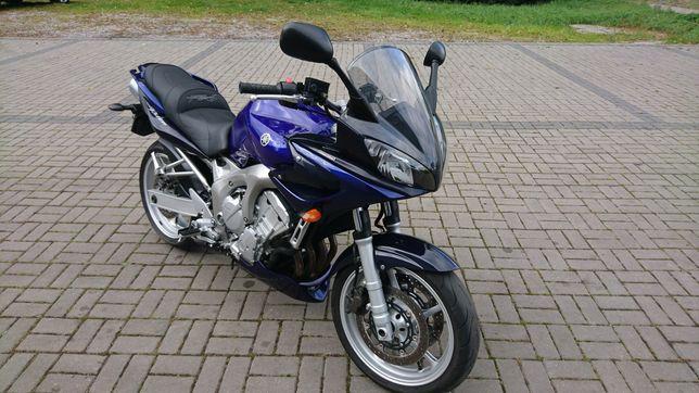 Yamaha fz 6 fazer fzs 600 (cbf 600 gsxf )