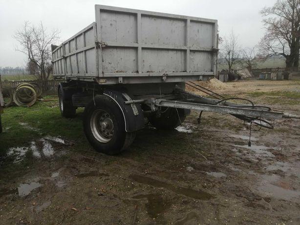 Przyczepa Ifa hl 8011 10 ton