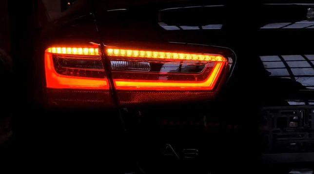 Przeróbka konwersja lamp Audi A3 8V A4 B9 A6 C7 USA->EU Kodowanie