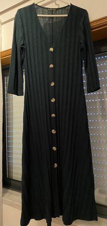 Vestido Midi Malha - Novo
