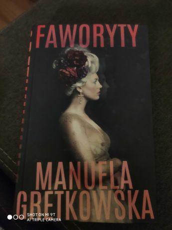 Manuela Gretkowska Faworyty