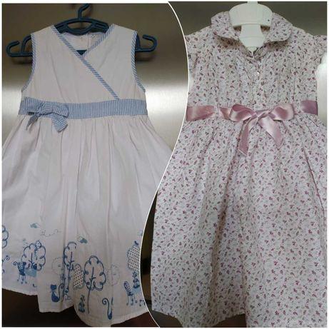 Платье. Сукня для дівчинки. Платье на девочку 2 года (18-24 мес)