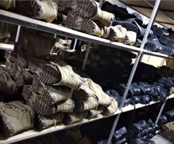 Обувь армейская, тактическая. Оптом от производителя.