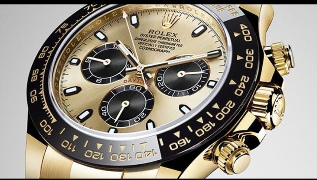 Rolex Daytona Oyster Perpetual Kwarcowy