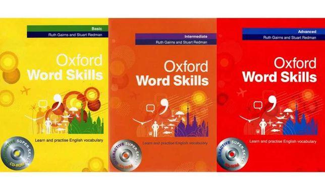 Oxford Word Skills Basic, Intermediate, Advanced PDF