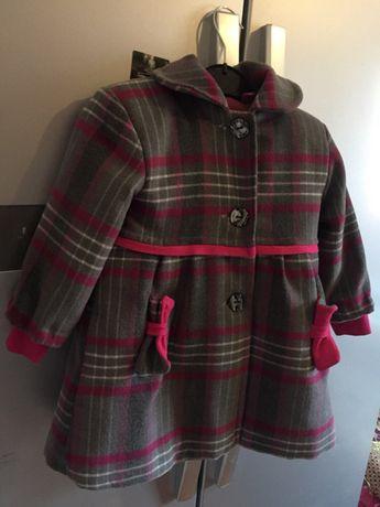 Пальто для дівчинки 2р