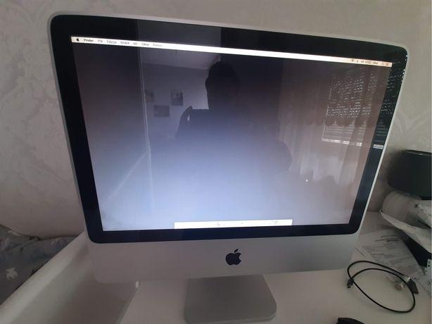 iMac 24 cale core2duo zestaw z klawiatura